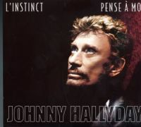 Cover Johnny Hallyday - L'instinct