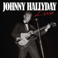 Cover Johnny Hallyday - Live