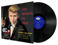 Cover Johnny Hallyday - Los brazos en cruz