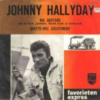 Cover Johnny Hallyday - Ma guitare