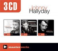 Cover Johnny Hallyday - Master serie 3CD