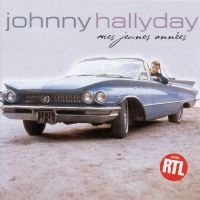 Cover Johnny Hallyday - Mes jeunes annèes