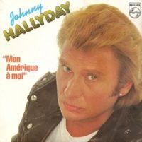 Cover Johnny Hallyday - Mon Amérique à moi