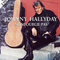 Cover Johnny Hallyday - Ne m'oublie pas