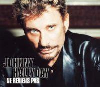 Cover Johnny Hallyday - Ne reviens pas