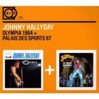 Cover Johnny Hallyday - Olympia 1964 + Palais Des Sports 67