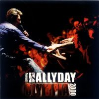 Cover Johnny Hallyday - Olympia 2000