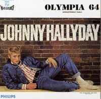Cover Johnny Hallyday - Olympia 64