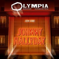 Cover Johnny Hallyday - Olympia Bruno Coquatrix - Juin 2000