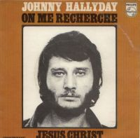 Cover Johnny Hallyday - On me recherche