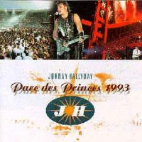 Cover Johnny Hallyday - Parc des Princes 1993