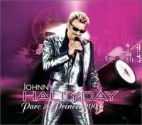 Cover Johnny Hallyday - Parc des Princes 2003