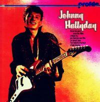 Cover Johnny Hallyday - Profile