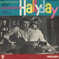 Cover Johnny Hallyday - Retiens la nuit