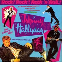 Cover Johnny Hallyday - Rock! Rock! Rock 'n' Roll!