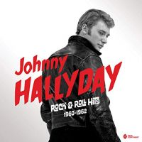 Cover Johnny Hallyday - Rock & Roll Hits 1960-1962