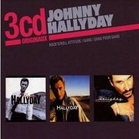 Cover Johnny Hallyday - Rock'n'roll attitude / Gang / Sang pour sang