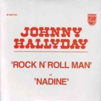Cover Johnny Hallyday - Rock'n'Roll Man