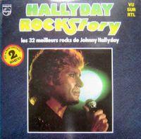 Cover Johnny Hallyday - RockStory
