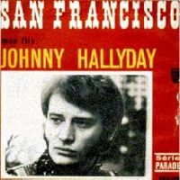 Cover Johnny Hallyday - San Francisco