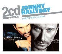 Cover Johnny Hallyday - Sang pour sang / Ma vérité