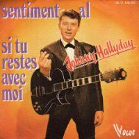Cover Johnny Hallyday - Sentimental