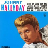 Cover Johnny Hallyday - Serre la main d'un fou