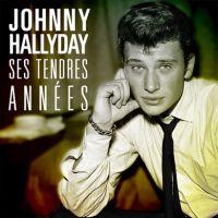Cover Johnny Hallyday - Ses tendres années