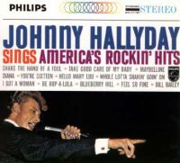 Cover Johnny Hallyday - Sings America's Rockin' Hits