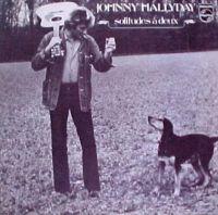 Cover Johnny Hallyday - Solitudes à deux