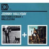 Cover Johnny Hallyday - Solitudes à deux + Halleluyah