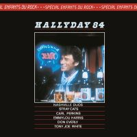 Cover Johnny Hallyday - Spécial enfants du rock