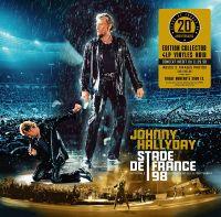 Cover Johnny Hallyday - Stade de France 98: Allume le feu - Édition 20e anniversaire