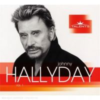 Cover Johnny Hallyday - Talents vol. 1