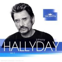 Cover Johnny Hallyday - Talents vol. 2
