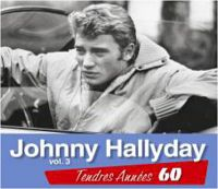 Cover Johnny Hallyday - Tendres années 60 vol. 3