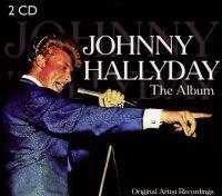 Cover Johnny Hallyday - The Album