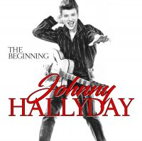 Cover Johnny Hallyday - The Beginning