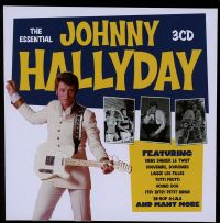 Cover Johnny Hallyday - The Essential