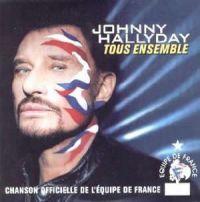 Cover Johnny Hallyday - Tous ensemble