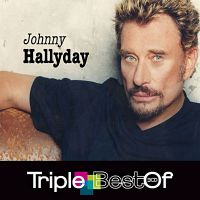 Cover Johnny Hallyday - Triple Best Of