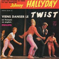 Cover Johnny Hallyday - Viens danser le twist