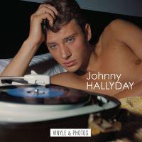 Cover Johnny Hallyday - Vinyle & photos