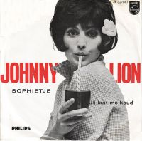 Cover Johnny Lion - Sophietje