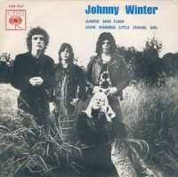Cover Johnny Winter - Jumpin' Jack Flash