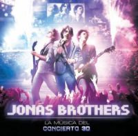 Cover Jonas Brothers - Music From The 3D Concert Experience