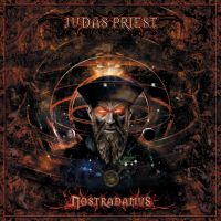 Cover Judas Priest - Nostradamus