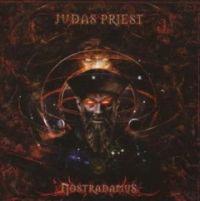 Cover Judas Priest - Nostradamus