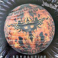 Cover Judas Priest - Revolution
