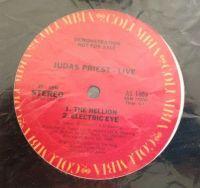 Cover Judas Priest - The Hellion/Electric Eye